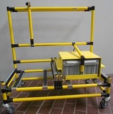 Bateriový vozík-AGV