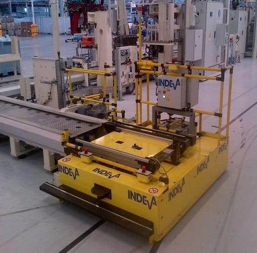modulární a kovové konstrukce