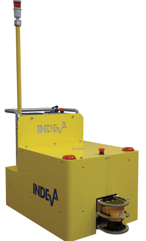 agv tugger - automaticky řízených vozidel