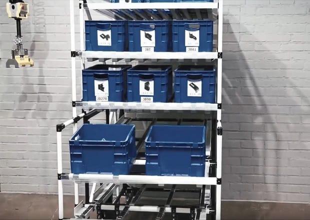 Pracovní stanice kombinovaná s vozíkem Shooter