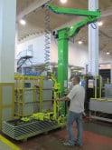 Liftronic Air montáží na sloupek