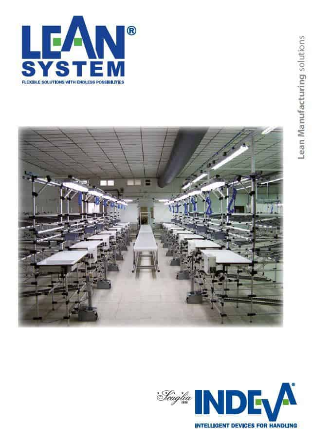 lEAN MANUFACTURING SOLUTIONS